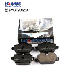 WBP23623A 瓦格纳后刹车片车型宝马116i 118i 320i(E87)排量1.6年份2004/09