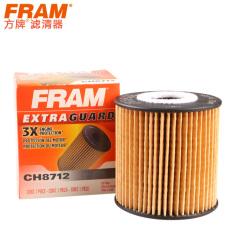 方牌机油滤清器CH8712进口沃尔沃:XC90 2.5T 2002-. FPCH8712