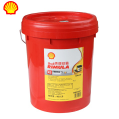 壳牌劲霸R2增强型CF-4(15W-40)18L 壳牌机油 柴油机油 矿物质机油 QP0202018