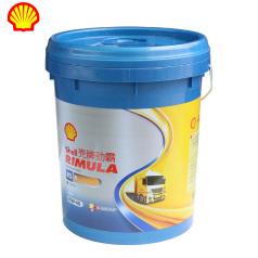 壳牌劲霸R5E CI-4 (10W-40)18L 壳牌机油 柴油机油 半合成机油 QP0201004