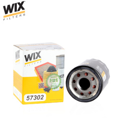 维克斯机油滤清器57302,捷豹XF 4.2 揽胜3 4.2 4.4 V8 (2007~) WIX/维克斯滤清器