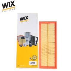 维克斯空气滤清器46799,进口奔驰CLK55 CLS55 E55 S55 AMG(2002.06-2005.08)每盒两只装 WIX/维克斯滤清器