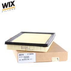 维克斯空气滤清器49310,雷克萨斯LS 460L(07- )每次更换两只,每盒一只装 WIX/维克斯滤清器
