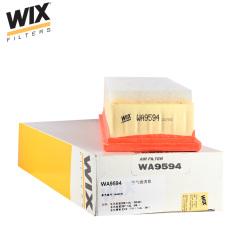 维克斯空气滤清器WA9594,标致206/207 1.4L 雪铁龙C2 1.4L(2006.10- ) WIX/维克斯滤清器