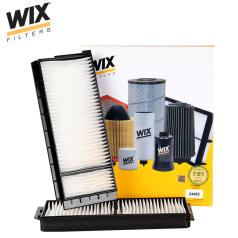 维克斯空调滤清器24482,(不含碳) 马自达3 2.0/2.3/2.5(2010-2013) 马自达5  两只装 WIX/维克斯滤清器
