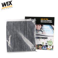 维克斯空调滤清器24511,(含碳)凯美瑞/汉兰达/普拉多 奔腾B50 长城腾翼C30 WIX/维克斯滤清器