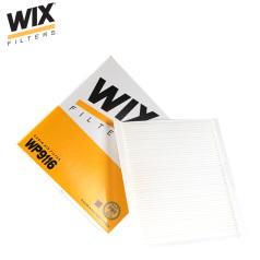 维克斯空调滤清器WP9116,(不含碳)进口菲亚特博悦 1.4T (2007- ) WIX/维克斯滤清器