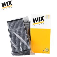 维克斯空调滤清器WP9339,(含碳) 进口宝马X5 3.0  4.8i (E70)(2007- ) X6 (E71)两只装 WIX/维克斯滤清器