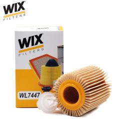 维克斯机油滤清器WL7447,丰田皇冠/锐志2.5L/3.0L WIX/维克斯滤清器