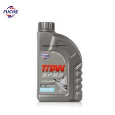 福斯泰坦超能半合成机油 SN/CF 10W-40 1L 福斯机油 FS10010 (12支/箱)
