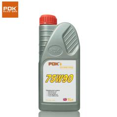 PDK手動變速箱油PDK-75W90 MT 黃色1L PDK手動波箱油(12支/箱 請按箱訂貨)