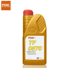 PDK分动箱油TF-0870 TF 黄色1L (12支/箱 请按箱订货)