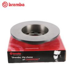 布雷博后盘09.9827.10沃尔沃 XC90 (10/02-)  布雷博刹车盘 通风盘-标准盘