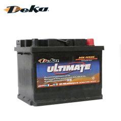 DEKA AGM蓄电池L2-60,L2-400(60Ah)德克蓄电池L2 60,9AGM47(H5)
