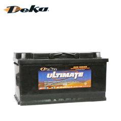 美国DEKA AGM蓄电池 L5-90 , 20-88/20-100(90Ah) 德克蓄电池 9AGM49(H8)
