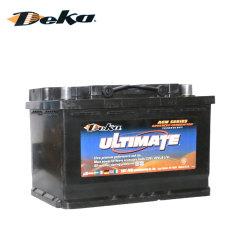 DEKA AGM蓄電池L3-70,20-72(70Ah)德克蓄電池L3 70,9AGM48(H6)