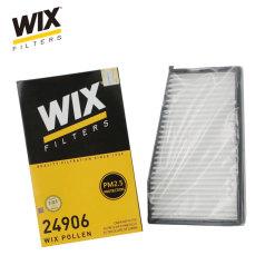 維克斯空調濾清器24906,雪佛蘭景程2.0/1.8 WIX/維克斯濾清器