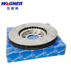 WGR1431P-1-D瓦格纳刹车盘 后 路虎 (进口)发现 III 2,7TD