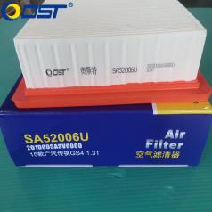 奥斯特空气滤清器SA52006U,10款奥迪R8/14款兰博基尼LP610-4(一车装2支),空气格