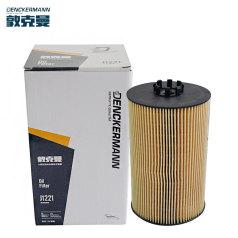 敦克曼机油滤清器 J1221 机滤 (15只/箱) 重汽200V05504-0107 环球J-135
