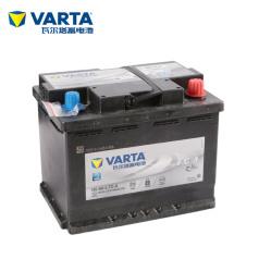 WE0300001瓦尔塔(银标) AGM H5-60L-T2A-(60AH ) 瓦尔塔蓄电池 瓦尔塔银标 瓦尔塔电池
