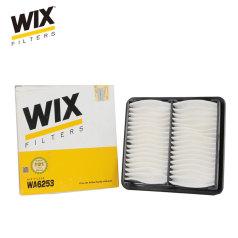 维克斯空气滤清器WA6253,上海通用雪佛兰乐驰 0.8L (2006-2007) WIX/维克斯滤清器