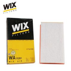 维克斯空气滤清器WA10281,一汽大众捷达王98款 WIX/维克斯滤清器
