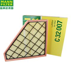 曼牌空气滤清器C 32 007 凯迪拉克,空气格 空气滤芯C32007