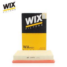 维克斯空气滤清器WA9551,2008款雨燕 WIX/维克斯滤清器