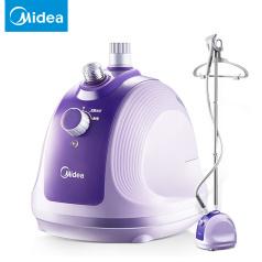 美的(Midea) 1.5L 单杆 蒸汽挂烫机YGJ15B3(紫/粉色) LP00508