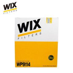 维克斯空调滤清器WP9114,(不含碳) 雪铁龙赛纳 毕加索(N68,N7)1.6L/2.0L(2001- ) WIX/维克斯滤清器
