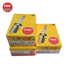 NGK黄盒火花塞 BKR5EYA-11 2526 NGK火花塞 适用号56 (10只/小箱 请按箱购买)