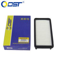 奥斯特空气滤清器SA51012P,12款大众辉腾3.0TDI柴油车,空气格