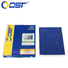 奥斯特空调滤清器SC35010,11款菲亚特500系列,空调格