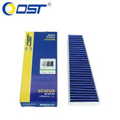 奥斯特空调滤清器SC30320,04款奥迪A8,AUDI,A8,(4E_)3.0/,3.2/,4.0,空调格