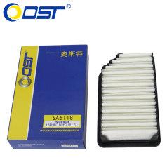 奧斯特空氣濾清器SA61180P,進口現代-雅科仕,3.8,L,2009款,空氣格