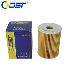 奥斯特机油滤清器SO12200E,11款郑州日产锐骐3.0L,多功能商用车2WD,ZD30柴油,机油格