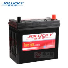 JL03000024嘉乐驰(红牌)55B24LS(粗)下固定 ,6-QW-45XLS(45Ah)嘉乐驰红牌蓄电池