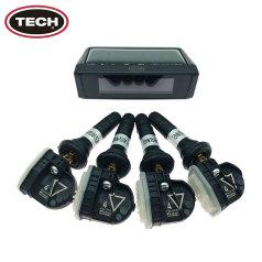 泰克 T-12 TPMS胎压监测系统(太阳能款)