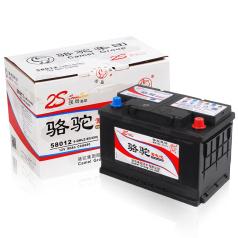 骆驼蓄电池 58012(2S) 骆驼电池LT00076