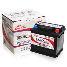 骆驼蓄电池 54017(2S) 骆驼电池LT00070