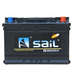 风帆蓄电池 6-QW-70  EFB 70AH 风帆电池FF00060