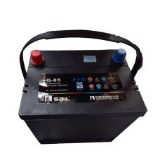 风帆蓄电池 Q-85 L EFB 75D23 风帆电池FF00056