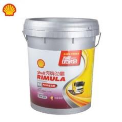 壳牌劲霸R4 PLUS柴油机油15W40 CI-4 18L 壳牌机油 QP0102046