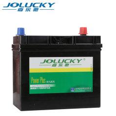 嘉乐驰绿牌55B24RS(粗) , 6-QW-45(45Ah)嘉乐驰绿牌蓄电池 嘉乐驰蓄电池 JL01000021