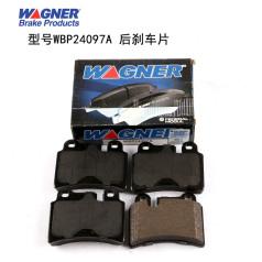 瓦格纳后刹车片大众进口途锐 2.5R5 TDI 瓦格纳刹车片WBP24097A