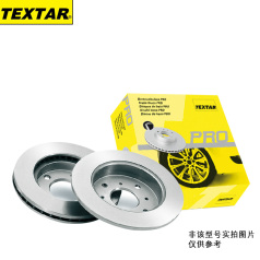 TEXTAR92100003 泰明頓剎車盤,前 保時捷 (進口) 911 (997) 3.6 Carrera