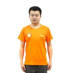 劲霸R4X橙色短T(L码)