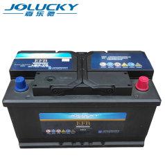 嘉乐驰(金牌)EFB LB4,(75Ah)嘉乐驰金牌EFB蓄电池 嘉乐驰蓄电池 JL0700006