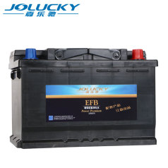 嘉樂馳(金牌)L3-70 ,(70Ah)嘉樂馳金牌EFB蓄電池 嘉樂馳蓄電池 JL0700008
